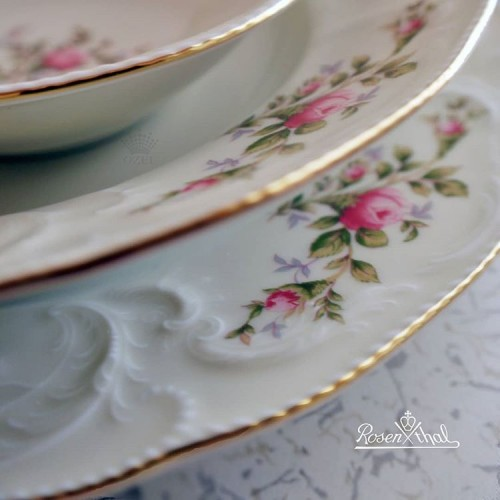 Sanssouci Ramona 12 Kişilik Yemek Seti