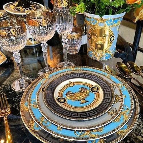 Prestige Gala Blue 12 Kişilik Yemek Seti
