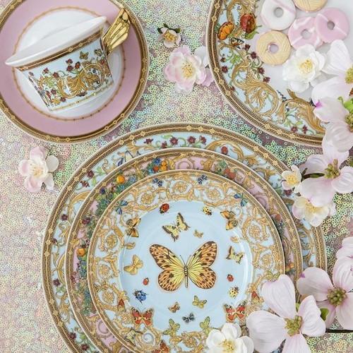 Le Jardin De Versace 12 Kişilik Yemek Seti