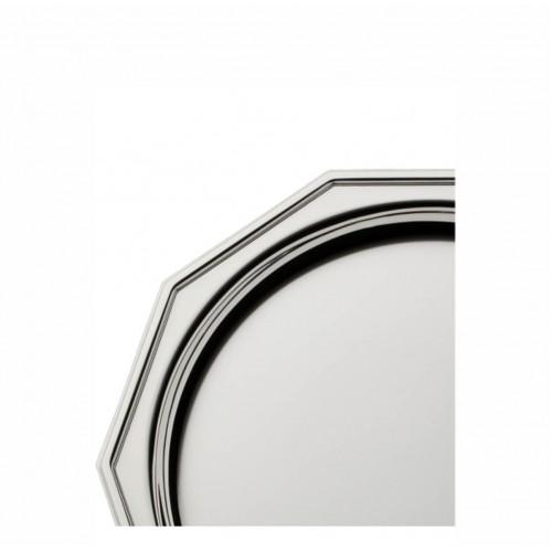Alt-Spaten Gümüş Kaplama Şişe Altlığı