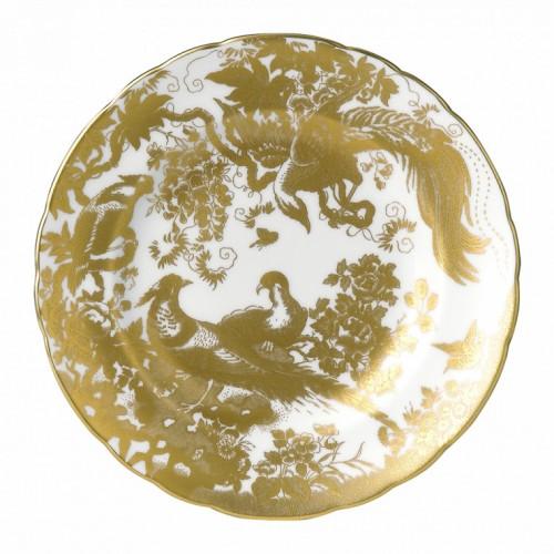 Aves Gold 22  Cm Tatlı Tabağı